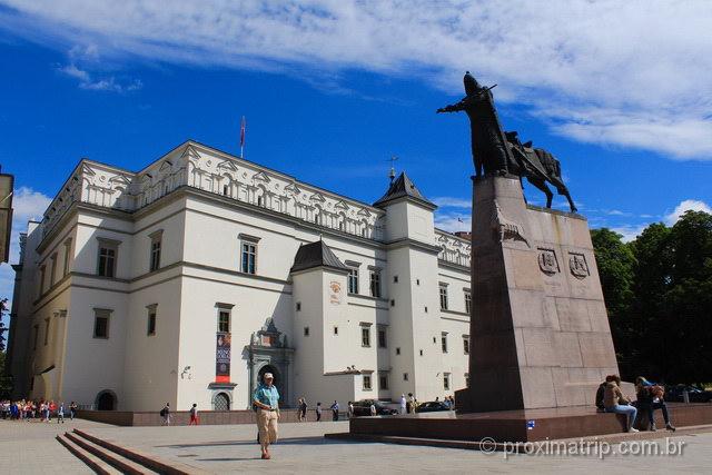 Palácio do Grão-Ducado da Lituania