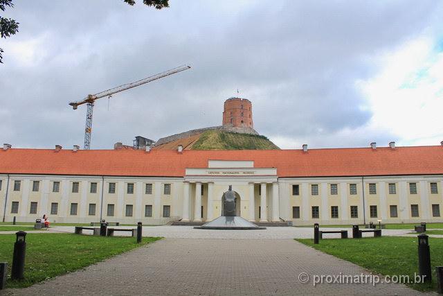 MUSEU NACIONAL DA LITUÂNIA