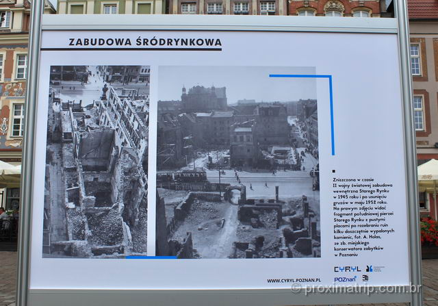 poznan polonia após segunda guerra mundial