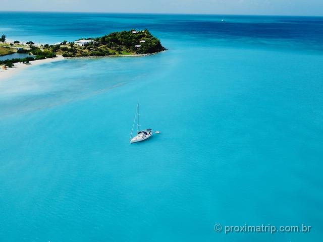 Coco Beach em um dia de sol e mar super AZUL!