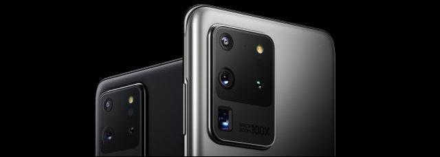Preço Galaxy S20 nos EUA