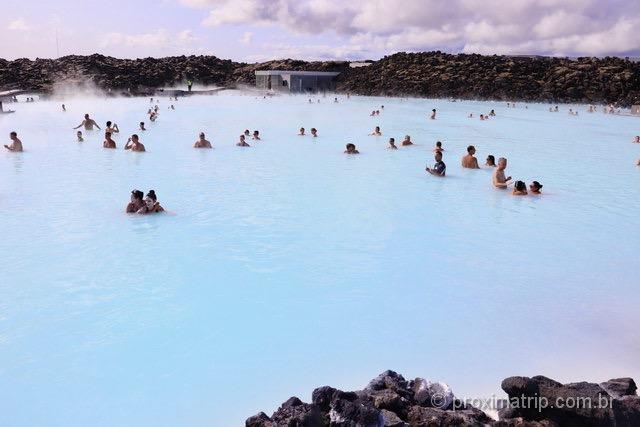 Blue Lagoon: uma das principais atrações da Islândia