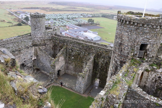 Harlech Castle: Patrimônio da Unesco