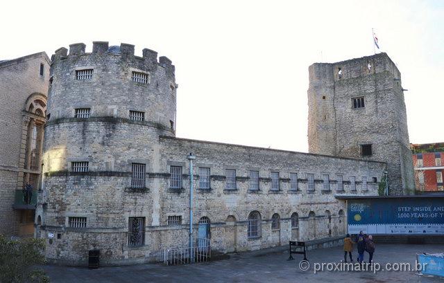 o que fazer em Oxford: a visita ao Castelo é imprescindível!