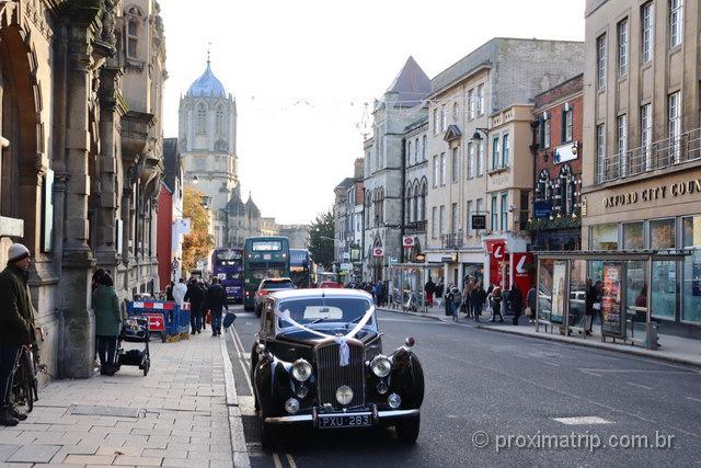 Oxford é um excelente passeio de bate-volta de 1 dia a partir de Londres!