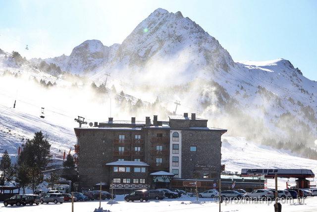 Onde se hospedar em Andorra: o elegante Grau Roig hotel Boutique & Spa