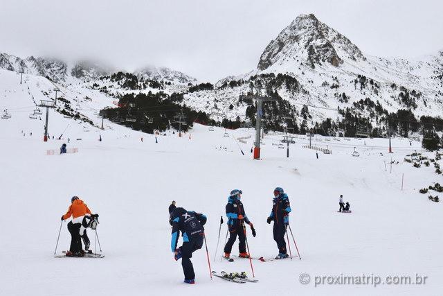 Ski e outras atividades de montanha: há muito o que fazer em Andorra