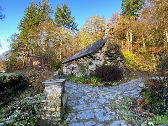 Ty Hyll: que tal um legítimo chá da tarde galês no coração de Snowdonia?