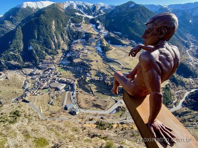 Mirante del Roc del Quer: ponto turístico em Andorra
