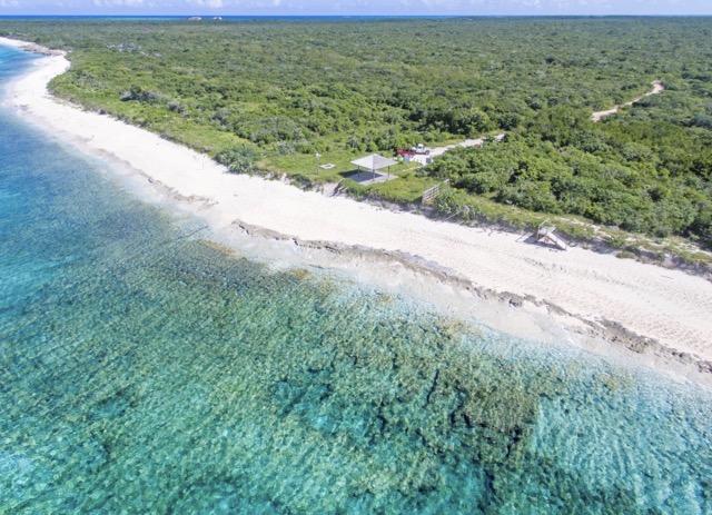 Malcolm's beach em Turks and Caicos