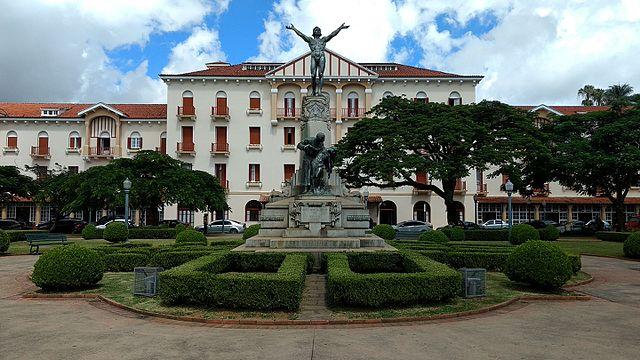 Palace Hotel - um clássico em Poços de Caldas (MG)