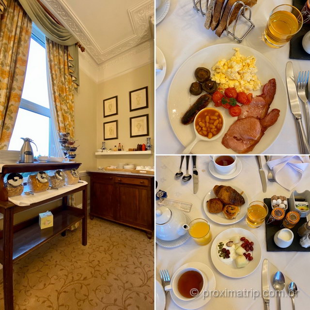 autêntico English Breakfast