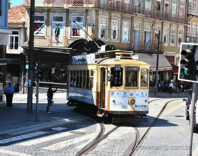 Eletrico Tram 22 Porto