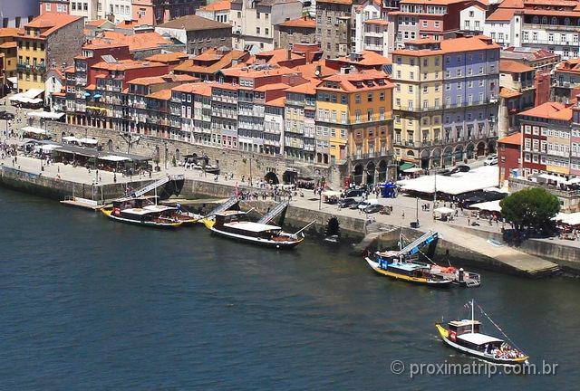 Passeio de Barco em Porto
