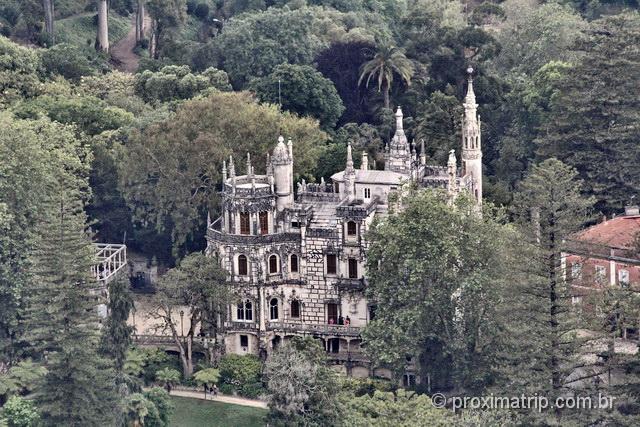 O que fazer em Sintra - Quinta da Regaleira