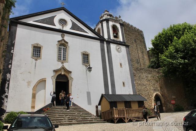 Igreja de São Tiago - Óbidos