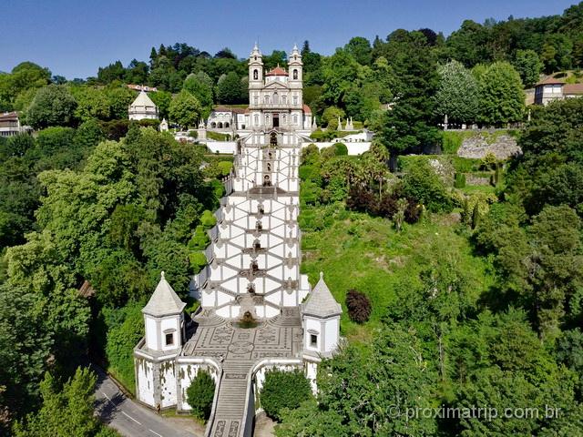 Santuário do Bom Jesus do Monte - Braga