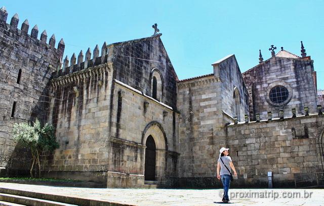 capela de São Geraldo - Braga