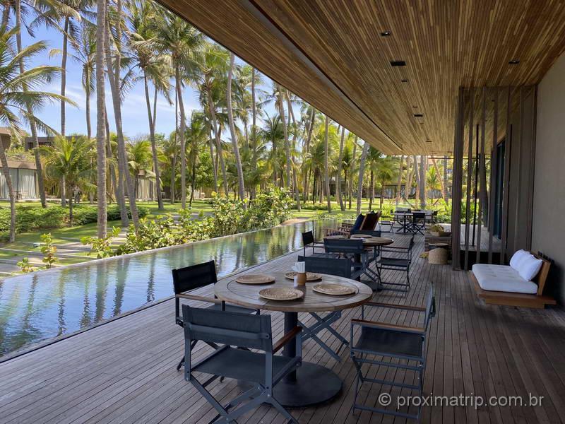 Restaurante Carmel Taíba Exclusive Resort