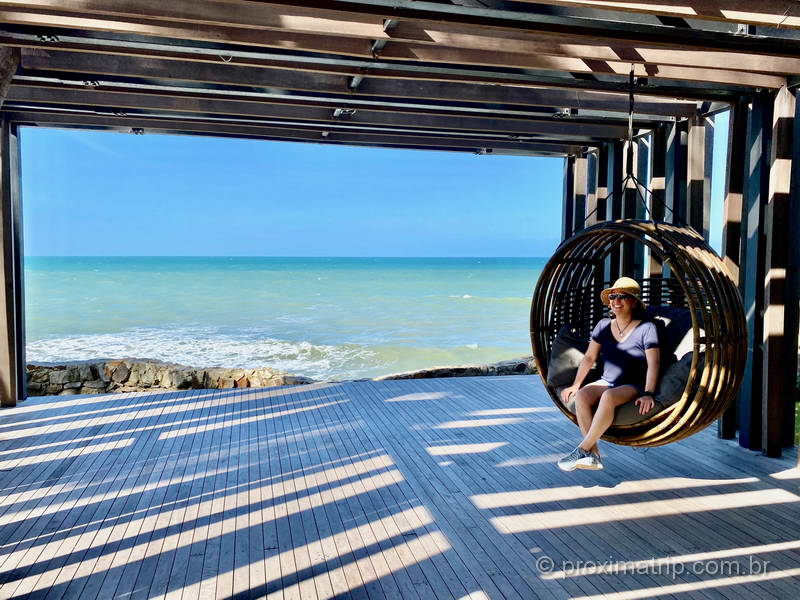 Cantinhos charmosos no Carmel Taíba Exclusive Resort