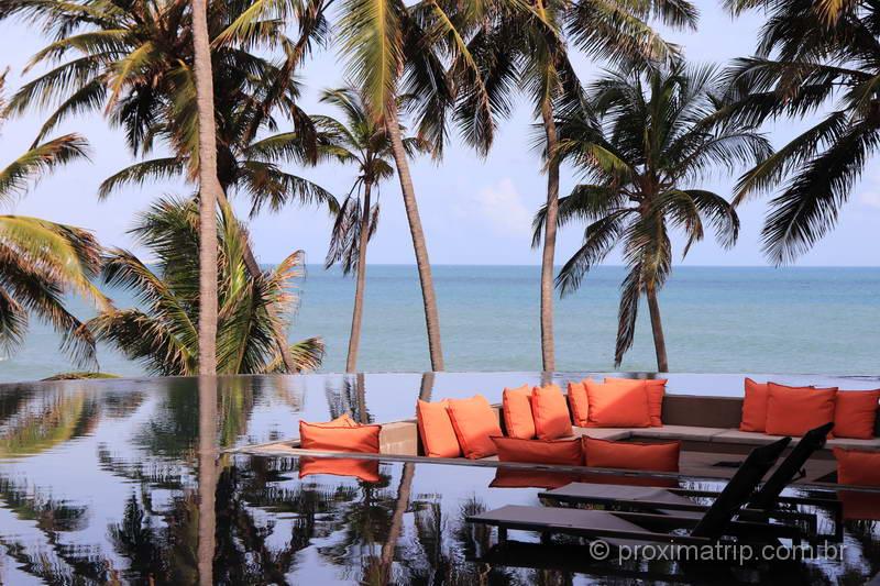 Piscina do Carmel Taíba Exclusive Resort